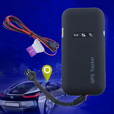 GT02/TK110 GSM/GPRS/GPS Tracker Car Vehicle Bike Locator Location Tracking GOOD