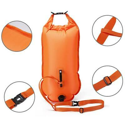 Waterproof PVC Swimming Buoy Safety Air Dry Float Bag Foat Inflatable Bag