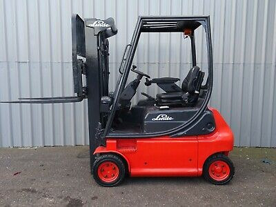 Linde Ep16P Used Electric Forklift Truck. (#2462)