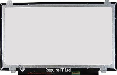 "New 14.0"" Hd Led Laptop Screen Display Panel Glossy For Hp Stream 14-Cb057Sa"