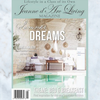 Jeanne d'Arc Living Magazine English Edition Issue 5 2019