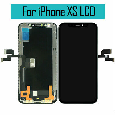 For iPhone XS High Quality LCD Screen Replacement Digitizer Assembly Display HHA