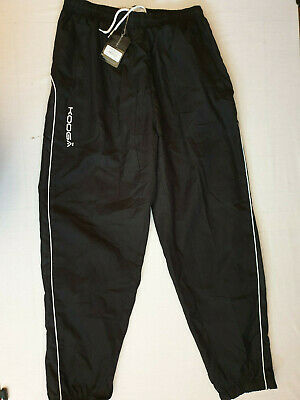 Kooga Teamwear Rugby Training//pitchside Track Pants size XLG  And Socks
