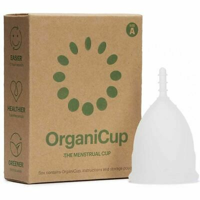 OrganiCup The Menstrual Cup Size A
