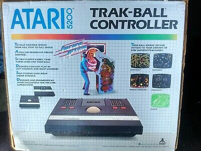 Atari 5200 trackball controller for sale
