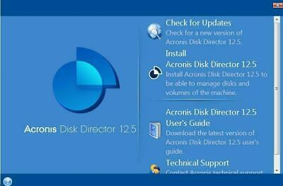 ✔ Acronis Disk Director 2019 - Version 12.5 ✔ Lifetime Genuin License ✔