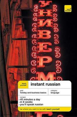 Teach Yourself Instant Russian (Mixed media product, 2003)