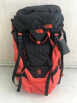 6dd31ff06 THE NORTH FACE, Cobra 52 Summit Series Mountain Backpack, Black L/XL ...
