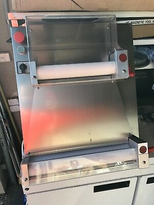New Commercial Dough Roller Parallel/ Straight, Foot Pedal