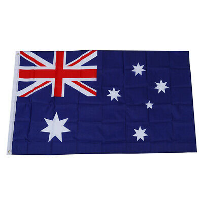 Large 90x150cm 5 x 3FT National Supporters Sports Olympics Flags With Gromm U6Q5