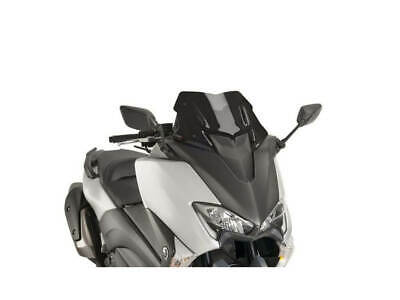 Puig Black Sport Screen Yamaha Tmax 530 SX DX 2017