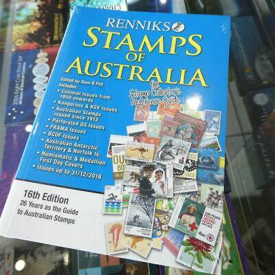 Renniks Stamps of Australia 16th Edition Collector's Reference Guide
