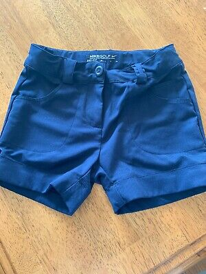 Girls Nike Golf Dri-Fit Shorts Size S