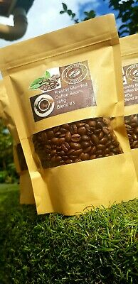 Coffee Beans. 185g. The Coffee Crate Blend #3