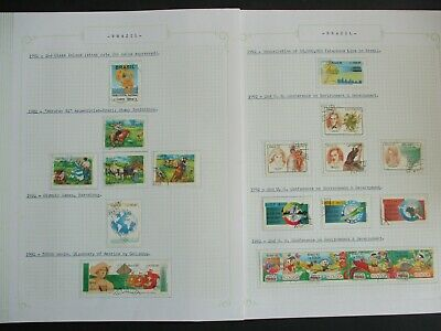 ESTATE: Brazil Collection on Pages - Must Have!! Great Value (P3048)