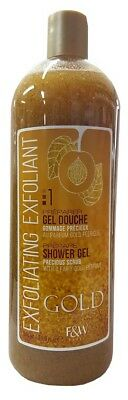Fair and White Exfoliating GOLD Ultimate Scrub Shower Gel - Duschgel 940ml