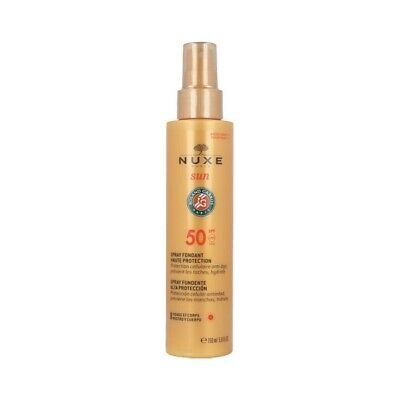S0567964 140300 Lait solaire Nuxe Spf 50+ (150 ml)