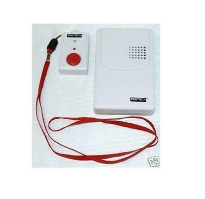 S4 Wireless Panic Button And Alert Alarm Chime