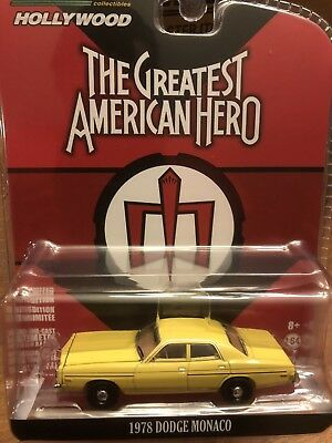 1978 Dodge Mónaco The Greatest American Hero 1:64 GreenLight 44810