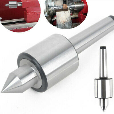 ND_ MT2 Live Center Morse Taper Woodworking Triple Bearing Lathe Turning Tool