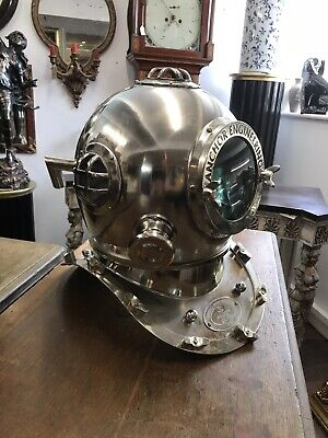 Deep sea Divers Helmet Full Size Metal Replica #5