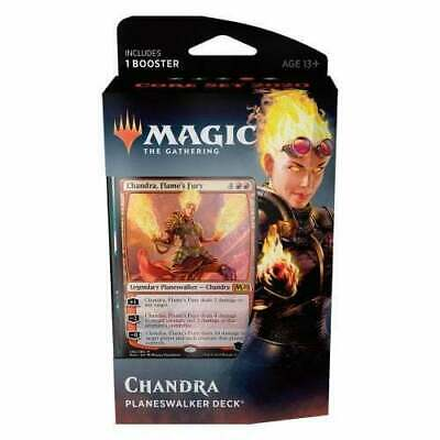Core Set 2020 - Planeswalker Deck: Chandra, Flame's Fury - Eng - Sealed - MTG