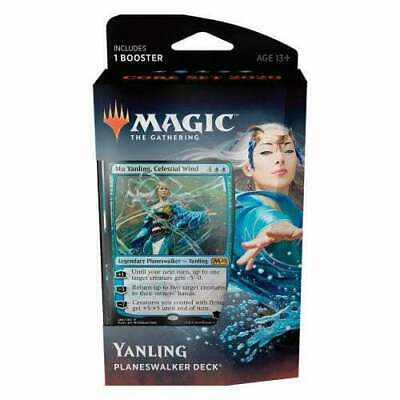 Core Set 2020 - Planeswalker Deck: Mu Yanling, Celestial Wind - Eng - Sealed