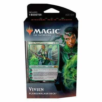 Core Set 2020 - Planeswalker Deck: Vivien, Nature's Avenger - Eng - Sealed - MTG