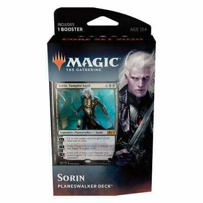 Core Set 2020 - Planeswalker Deck: Sorin. Vampire Lord - Eng - Sealed - MTG
