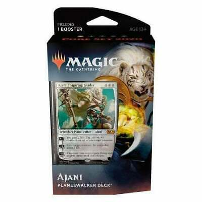 Core Set 2020 - Planeswalker Deck: Ajani, Inspiring Leader - Eng - Sealed - MTG