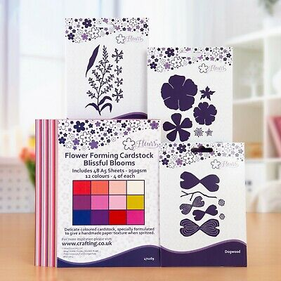 Fleurs - Showstopper Die Collection + Paper Pad
