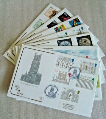 GB 1989 'Cotswold'  First Day Covers
