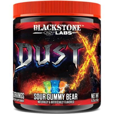 Blackstone Labs DUST X 25 servings Most Powerful & Explosive Pre-workout Ever!