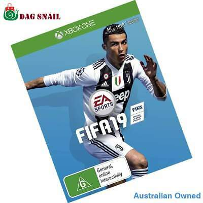 NEW STANDARD FIFA 19 Xbox One FREE FAST DELIVERY