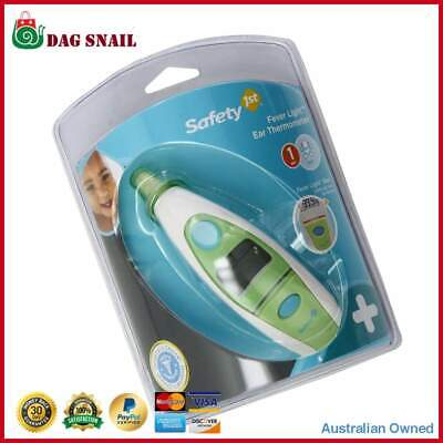 NEW Safety 1St Fever Light Ear Thermometer High Quality AU STOCK