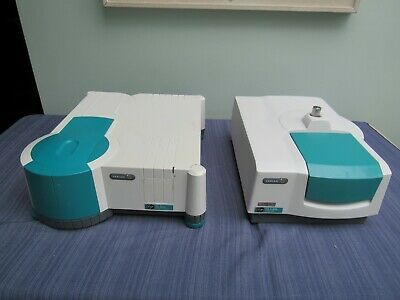 Varian Cary 50 BIO UV-Visible Spectrophotometer  & 50 MPR Microplate reader