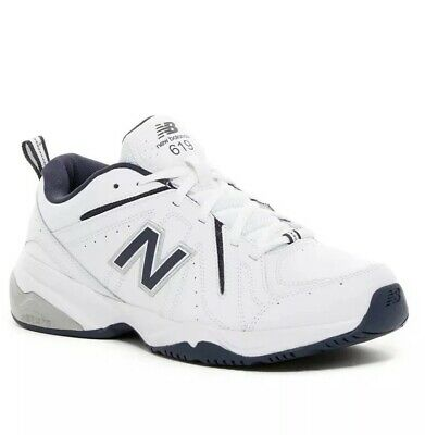e942020c3aa23 New Balance 619 MX619WN Mens Size 10.5 Shoes Running Cross Trainer White  XWide🎯
