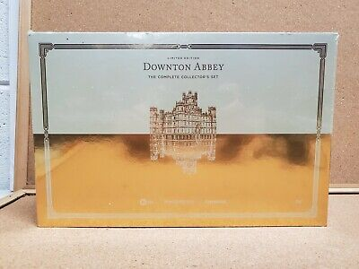 Downton Abbey: The Complete Limited Edition Collector's Set Brand New