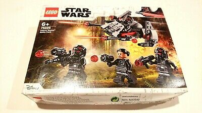 LEGO 75226 Star Wars Inferno Squad Battle Pack (Brand New & Sealed)