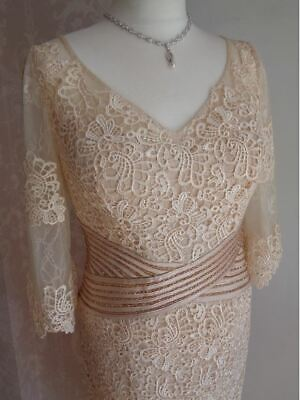 Ronald Joyce/ Veni Infantino Size 14 Mother of the Bride Outfit size 14