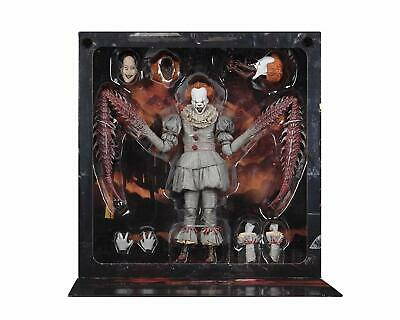 "NECA Toys IT movie (2017) Ultimate Pennywise Dancing Clown 7"" Action Figure"