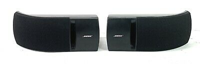 Bose 161 Pair Speakers Monitor Surround  Mountable L & R Stereo Speaker System