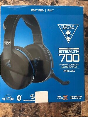 d3131582919 Turtle Beach Stealth 700 Wireless DTS 7.1 Surround Sound Headset for PS4 -  GST1