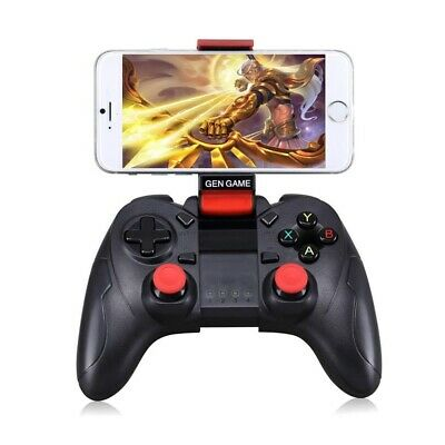 Gen Game S6 Updated S3 bluetooth Gamepad Vibration Joystick Game Controller For