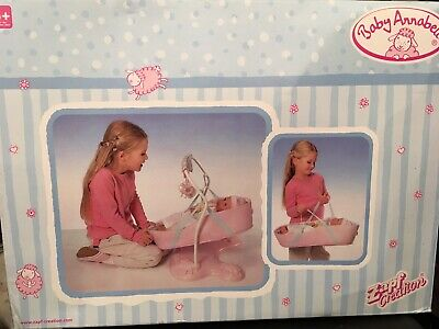 BNIB Zapf Creation Baby Annabell Swing & Carrying Bag For Doll