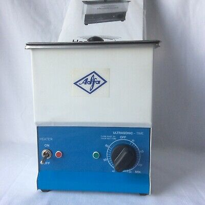 Health Sonics T1.9C Ultrasonic Cleaner with Timer Control Operation Manual Adfa