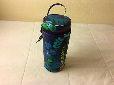 VERA BRADLEY Baby Bottle Caddy Holder Wristlet RETIRED