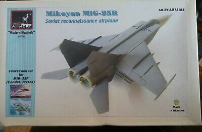 ARMORY MODELS 1/72 MIKOYAN MiG-19 FARMER WEIGHTED WHEEL SET