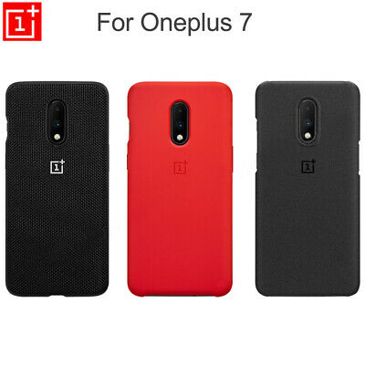 Phone Back Original Protective PC Silicone Case Cover For Oneplus 7/7 Pro Access