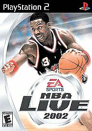 NBA Live 2002 (Sony PlayStation 2, 2001)